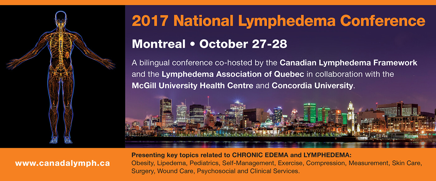2017 Canadian Lymphedema Framework Conference