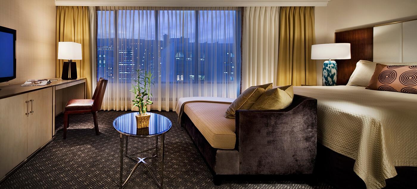 Omni Hotel Rooms